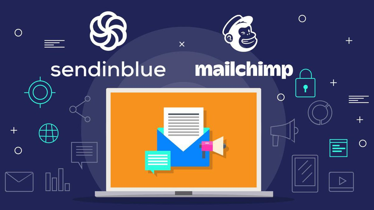 Email Marketing: MailChimp vs. SendInBlue